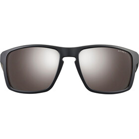 Julbo Shield Alti Arc 4 Gafas de sol, black/red/red-brown flash silver